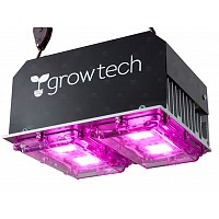 INDOOR KIT CULTIVO LED GROWTECH 200W COMPLETO CARPA PROBOX 60