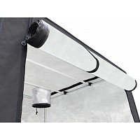 INDOOR KIT CULTIVO LED GROWTECH 400W CARPA GARDEN ECOPRO 100  NEGRO