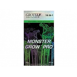 GROTEK MONSTER GROW 20G ORIGINAL CRECIMIENTO VEGETACION