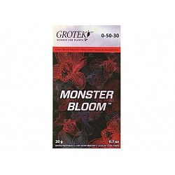 GROTEK MONSTER BLOOM 20G ORIGINAL ENGORDADOR FLORACION