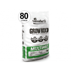 Growmix Multipro Turba Perlita 80 Litros