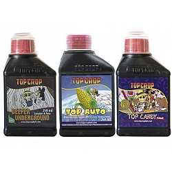COMBO TOP CROP AUTOMATICAS UNDERGROUND AUTO CANDY 250ML