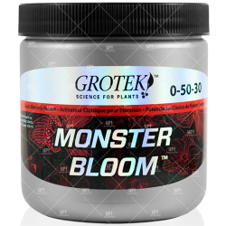 GROTEK MONSTER BLOOM 130G ORIGINAL ENGORDADOR FLORACION