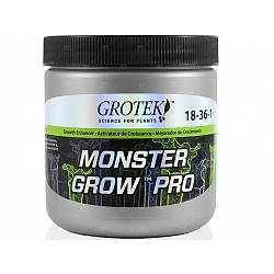 GROTEK MONSTER GROW 130G ORIGINAL CRECIMIENTO VEGETACION