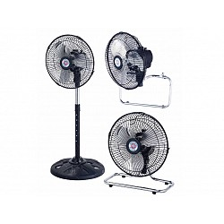 Ventilador 3 En 1 Metal Indoor
