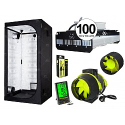 Combo Garden High pro carpa accesorios LED 150 cree indoor