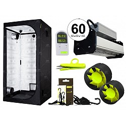 Combo Garden High pro carpa accesorios LED 50 cree indoor