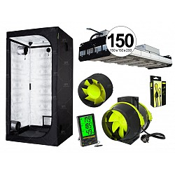 Combo Garden High pro carpa accesorios LED 300 cree indoor