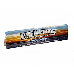 Sedas Elements King Size Papel Para Armar