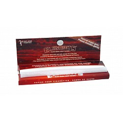 Sedas Elements Red Papel Para Armar 1 1/4