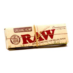 SEDAS RAW CONNOISSEUR ORGANIC 1/4 + TIPS