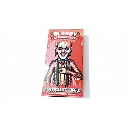 SEDAS LION ROLLING CIRCUS SABORIZADAS BLOODY STRAWBERRY 1 1/4
