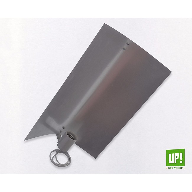 Up growshop argentina pantalla guila aluminio cableada 45x50cm indoor - Pantalla led cultivo interior ...