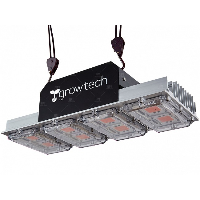 Panel Led 400w Growtech Master Cultivo Indoor