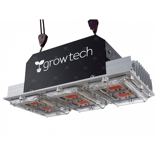 Combo Completo Growtech 300w Led Carpa 100 Accesorios