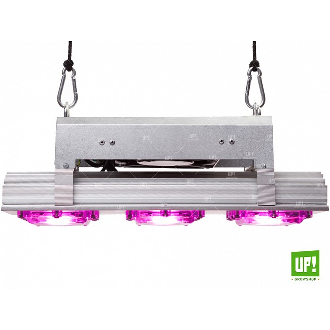 Combo completo Growtech 300w LED carpa accesorios